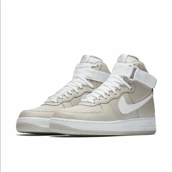 finest selection 449a2 48edf Nike Air Force 1 High  07 LV8 Pale Grey 315121-039